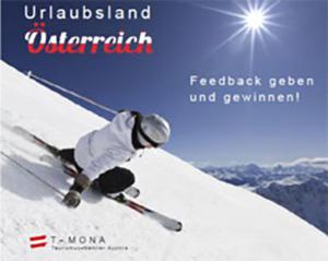 Umfrage Urlaubsland Österreich