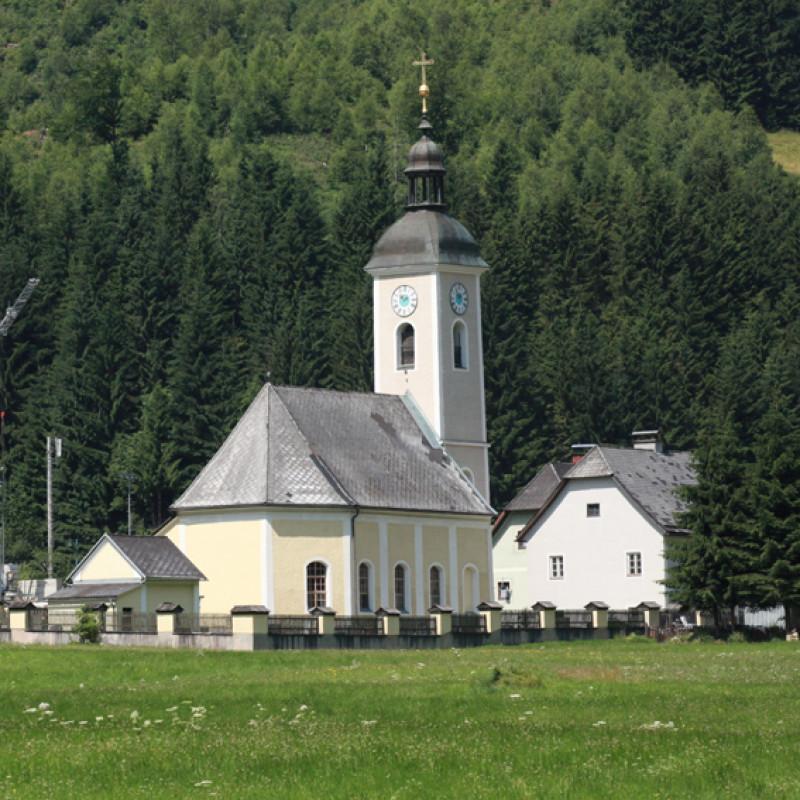 kirche evangelisch wald am schoberpaß